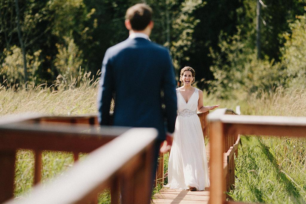 Camp Solomon Schechter Wedding