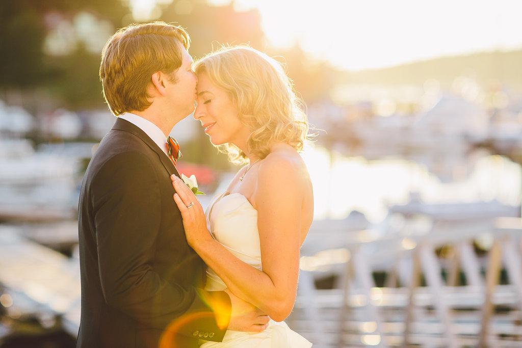Roche Harbor Wedding Reception