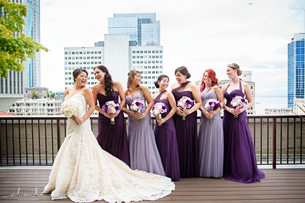 Washington Athletic Club Wedding