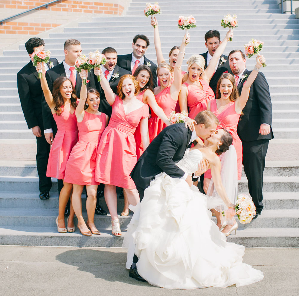 Seattle Wedding at the Woodmark Hotel | Seattle Wedding Planner New Creations