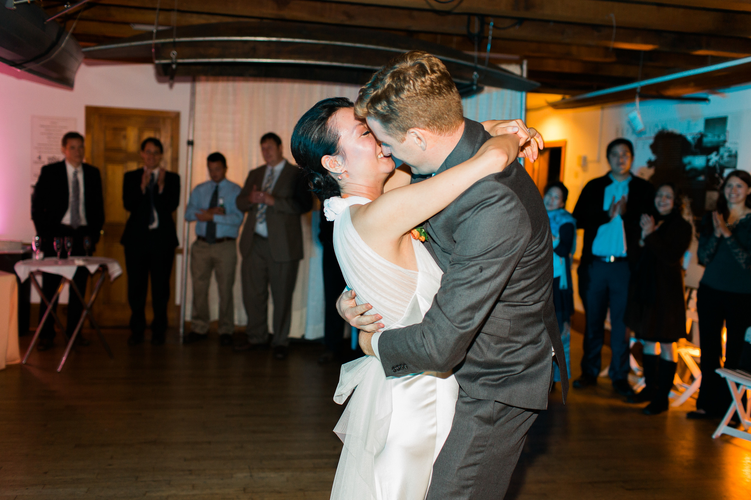 First Dance   Center for Wooden Boats   Asgari Photography   Seattle Wedding Planner   Chinese Wedding Planner