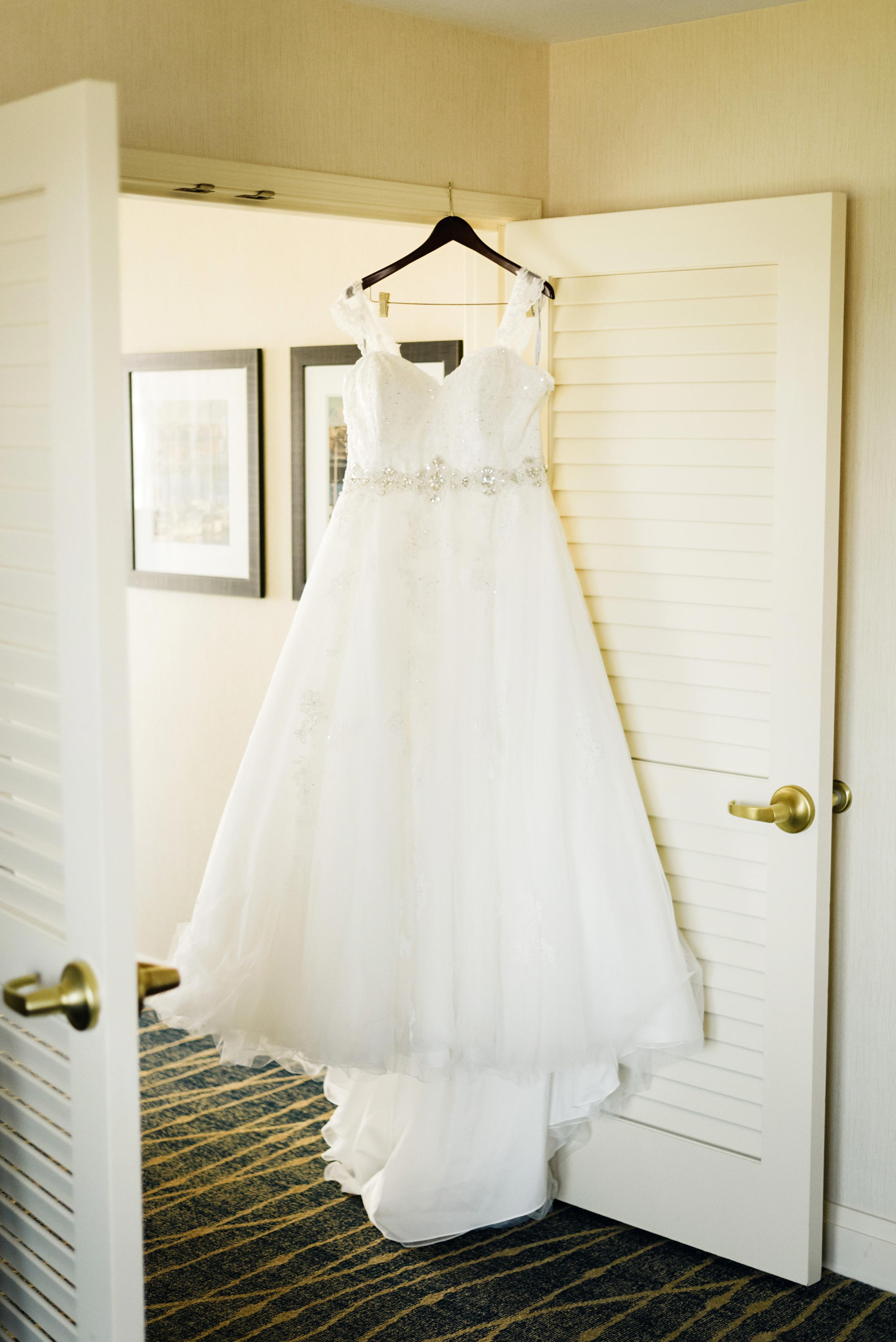 Wedding Gown | Joe and Patience Photography | Filipino Wedding Planner | Seattle Wedding Planner | Ballard Bay Club Wedding