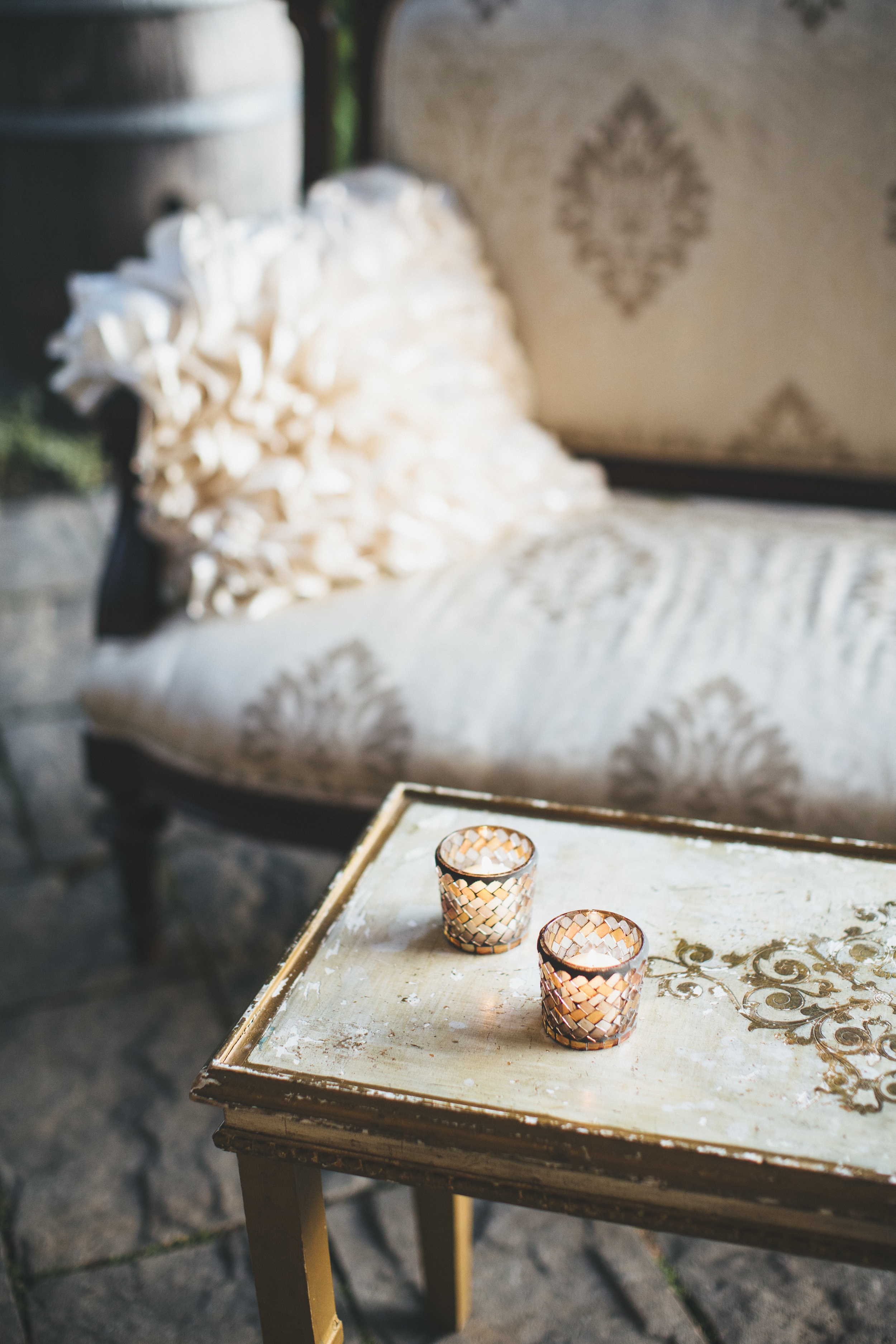 Wedding Lounge Seating from Vintage Ambiance