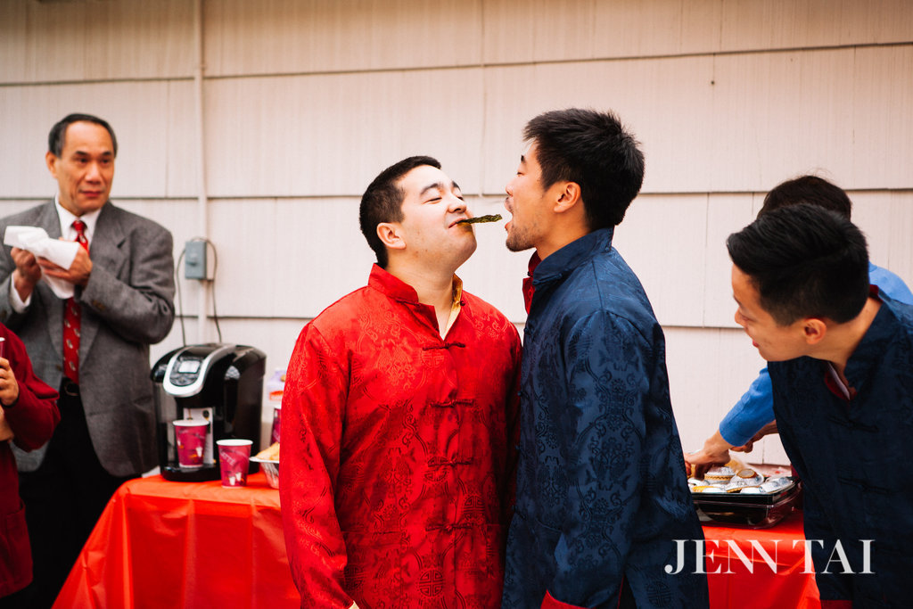 Chinese Tea Ceremony Games | Chinese Wedding | Seattle Wedding Planner