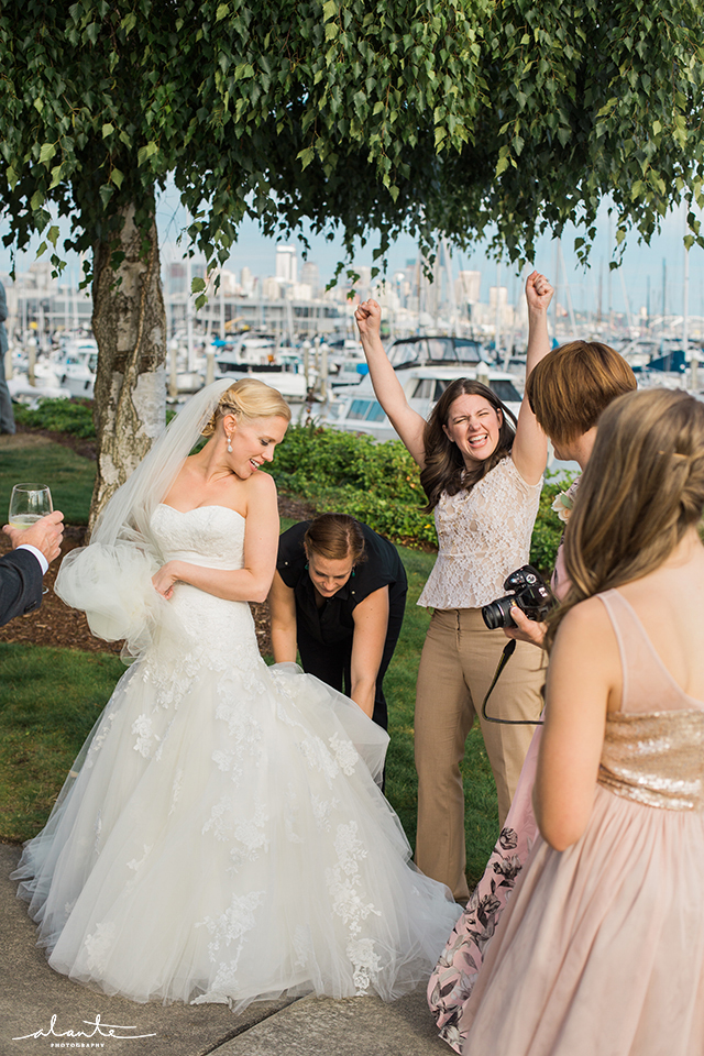 Seattle Wedding Planner