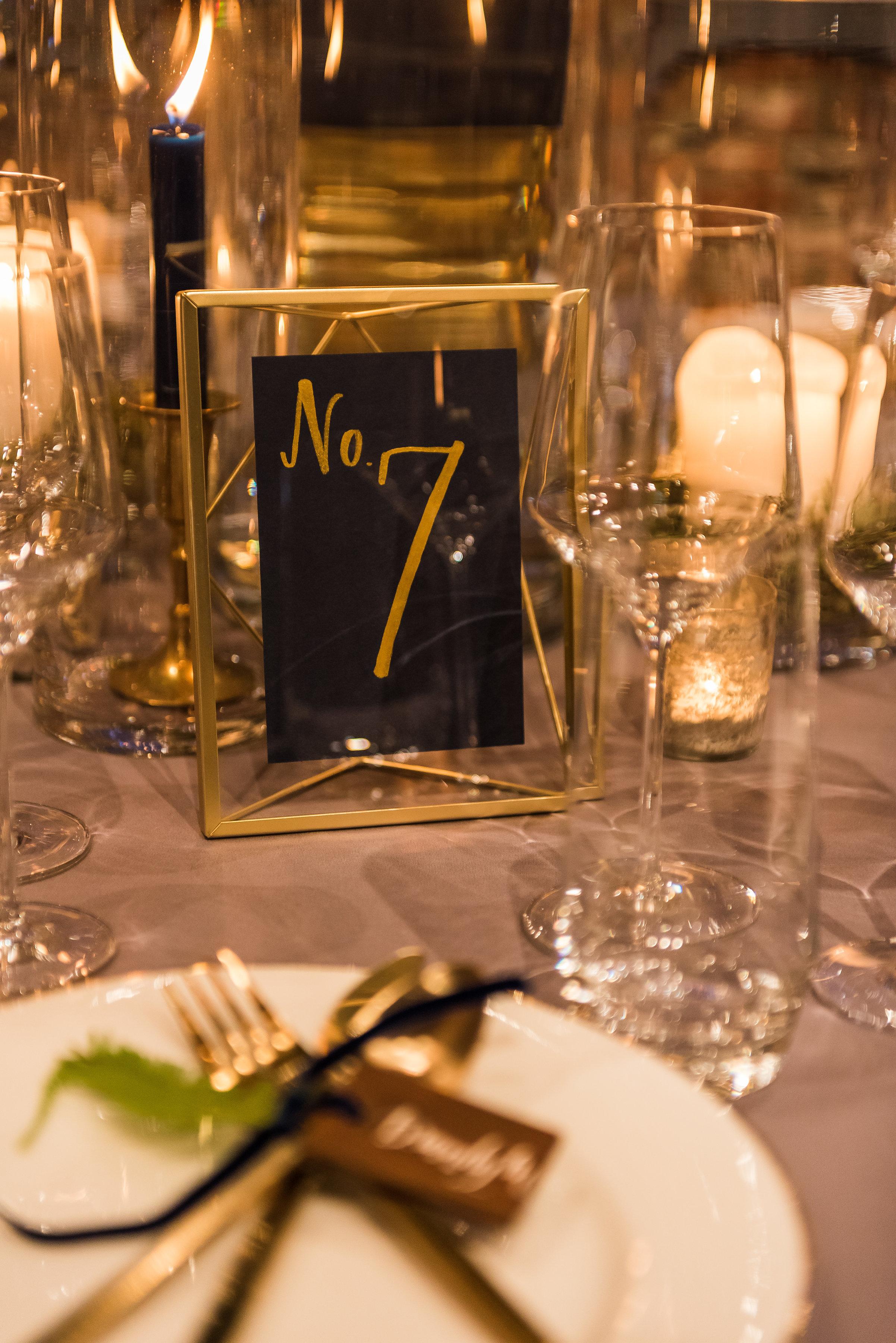 Modern gold table numbers wedding.jpg