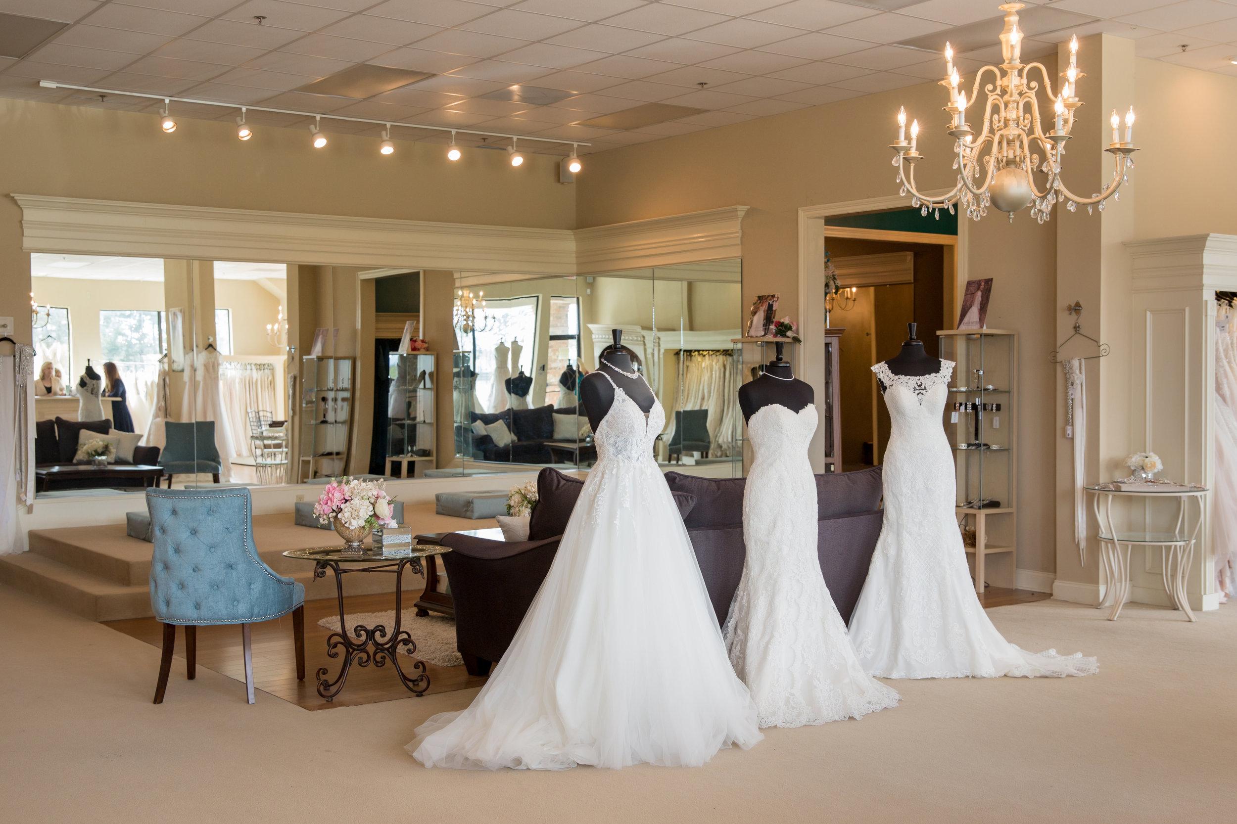 Baton Rouge Wedding Dress - 9