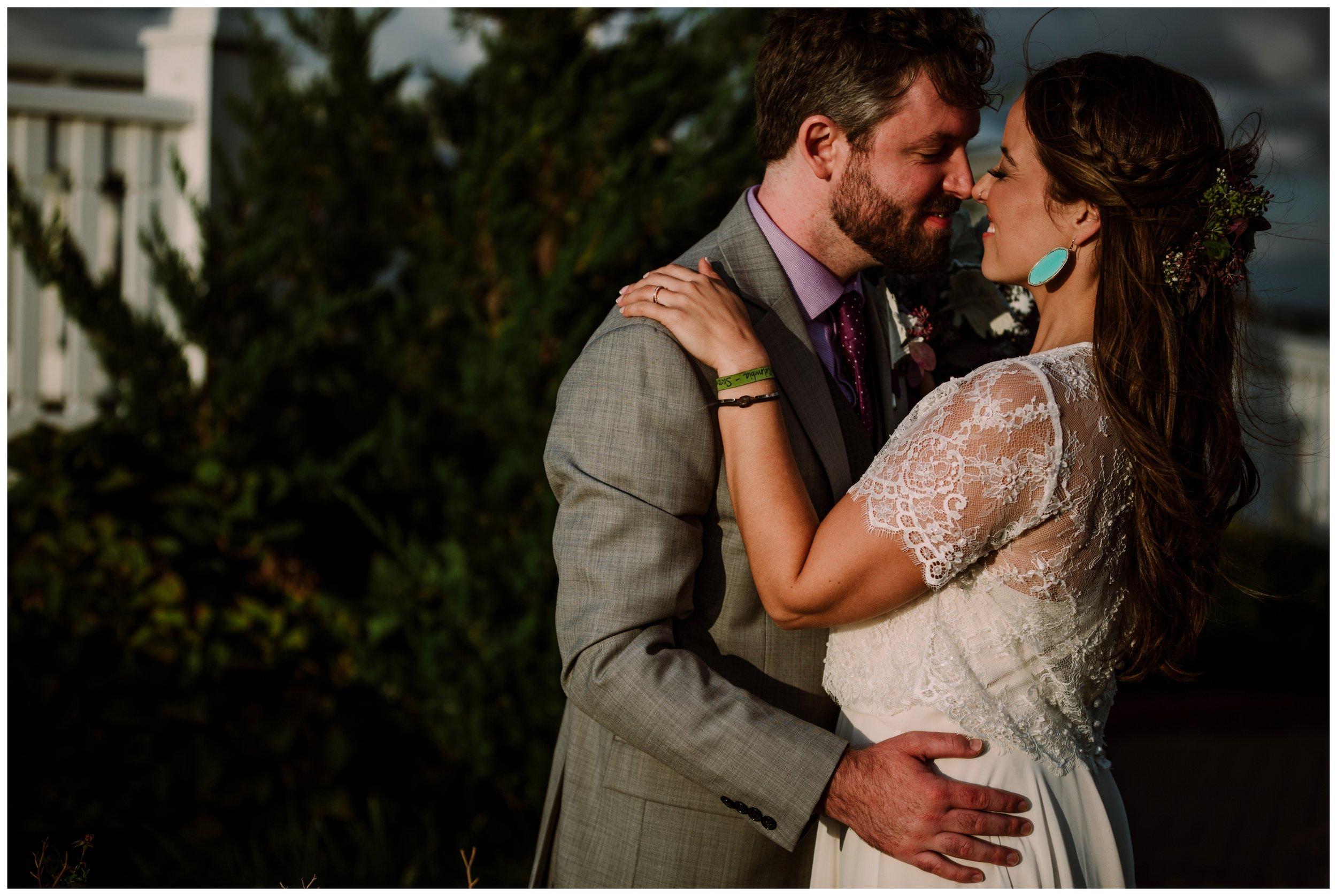 Nicole & Joe | Trendy Bohemian Belmar NJ Beach Wedding