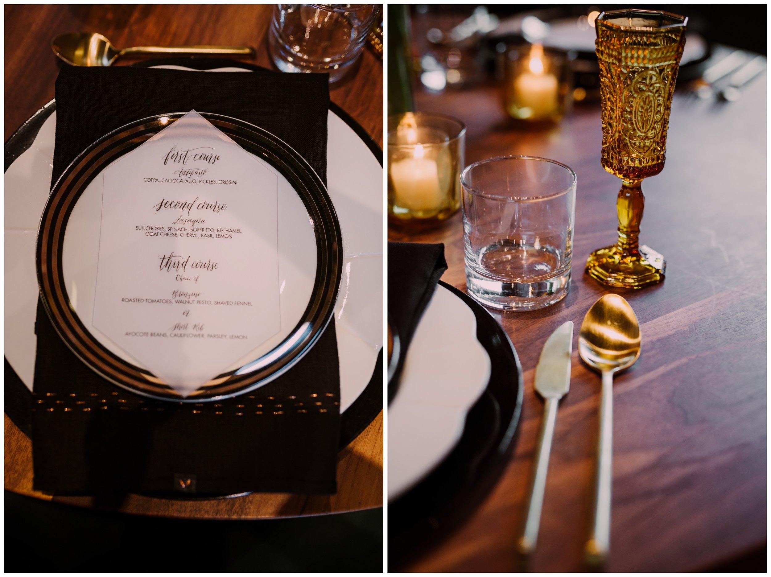 Williamsburg Hotel Wedding Feature on Catalyst Wedding Co. | Styled Shoot