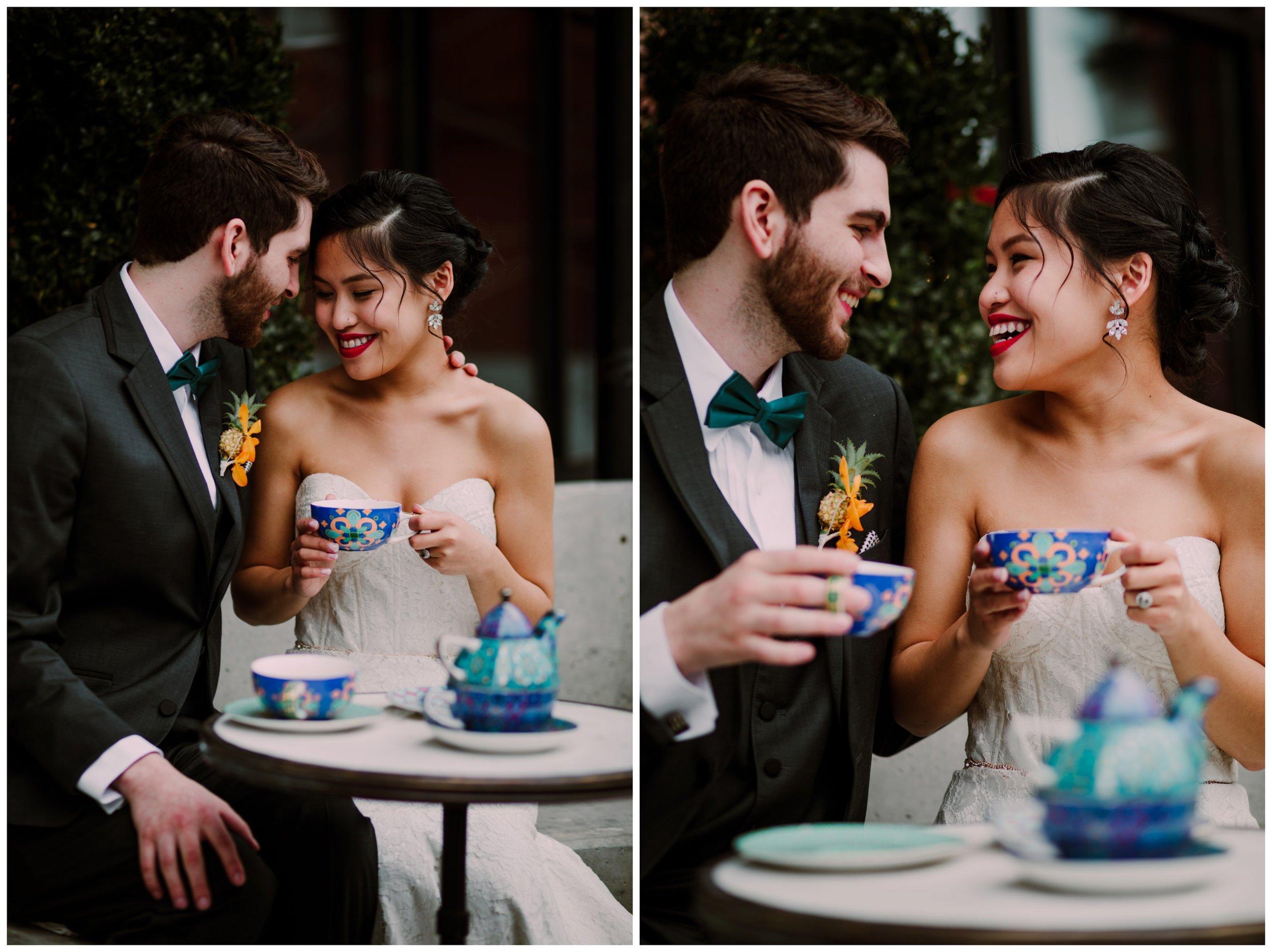 Williamsburg Hotel Wedding Feature on Catalyst Wedding Co.   Styled Shoot
