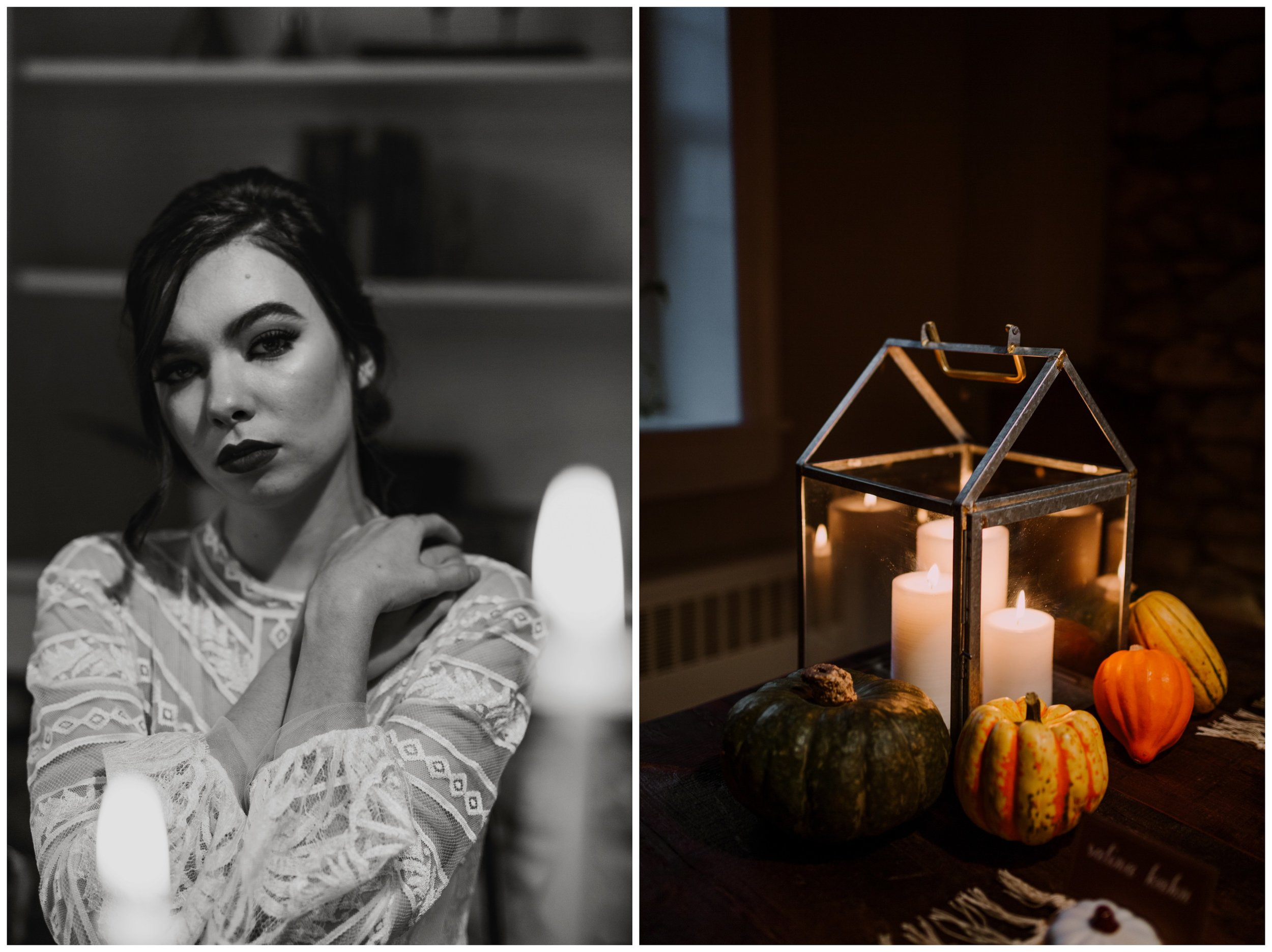 Stylish Airbnb Indoor Bridals, Lancaster PA | Styled Shoot