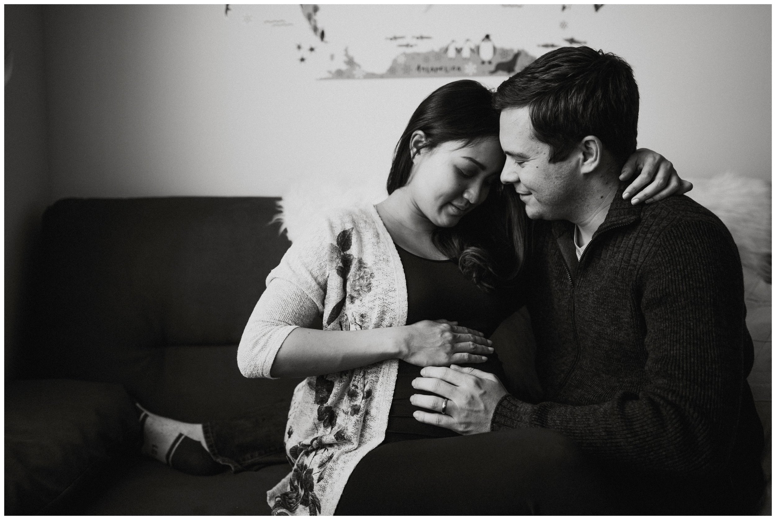 Jasmin & Mark's Philadelphia In-Home Maternity Session | Philadelphia Maternity Photographer-57.jpg