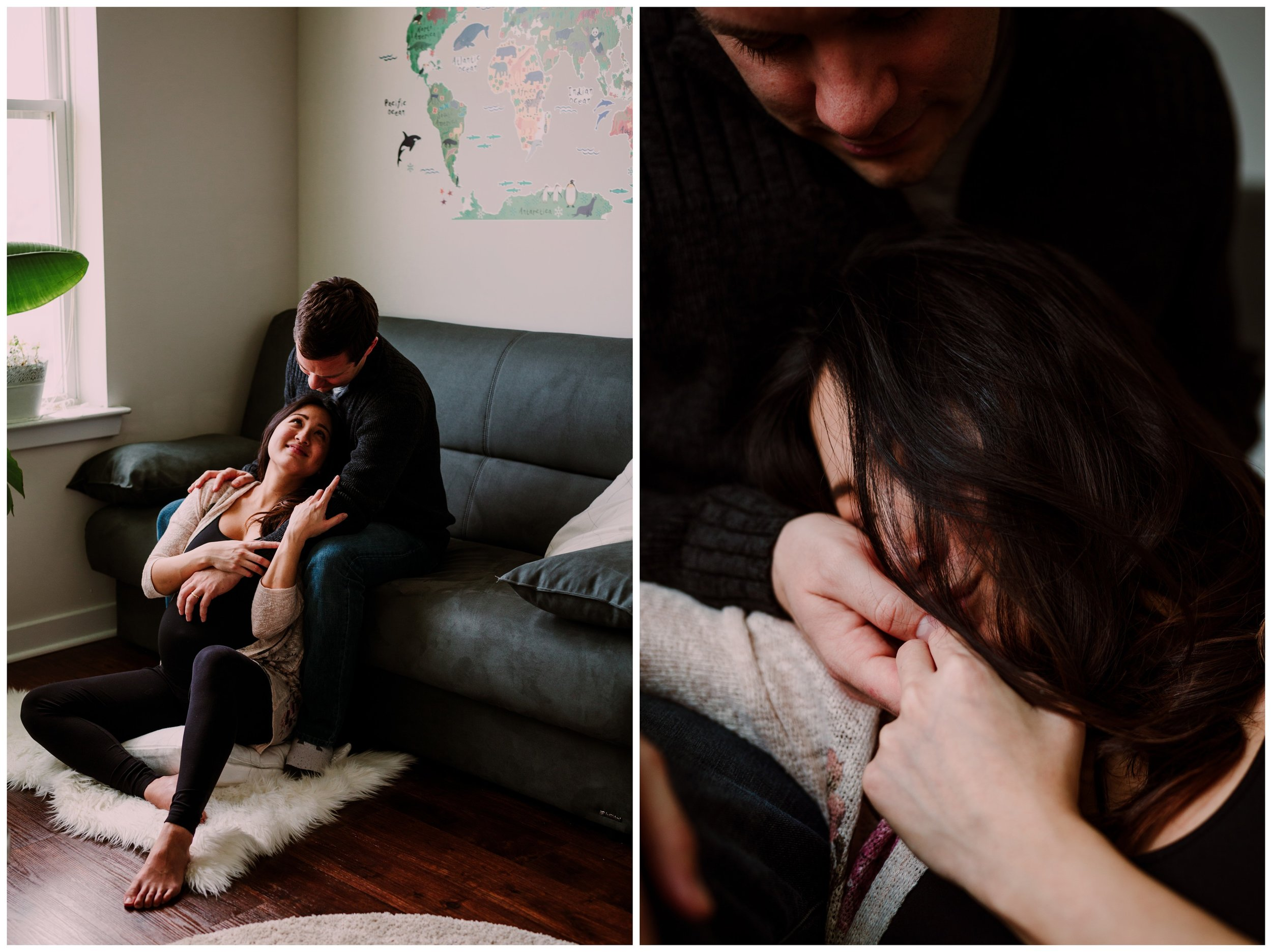 Jasmin & Mark's Philadelphia In-Home Maternity Session | Philadelphia Maternity Photographer-77.jpg