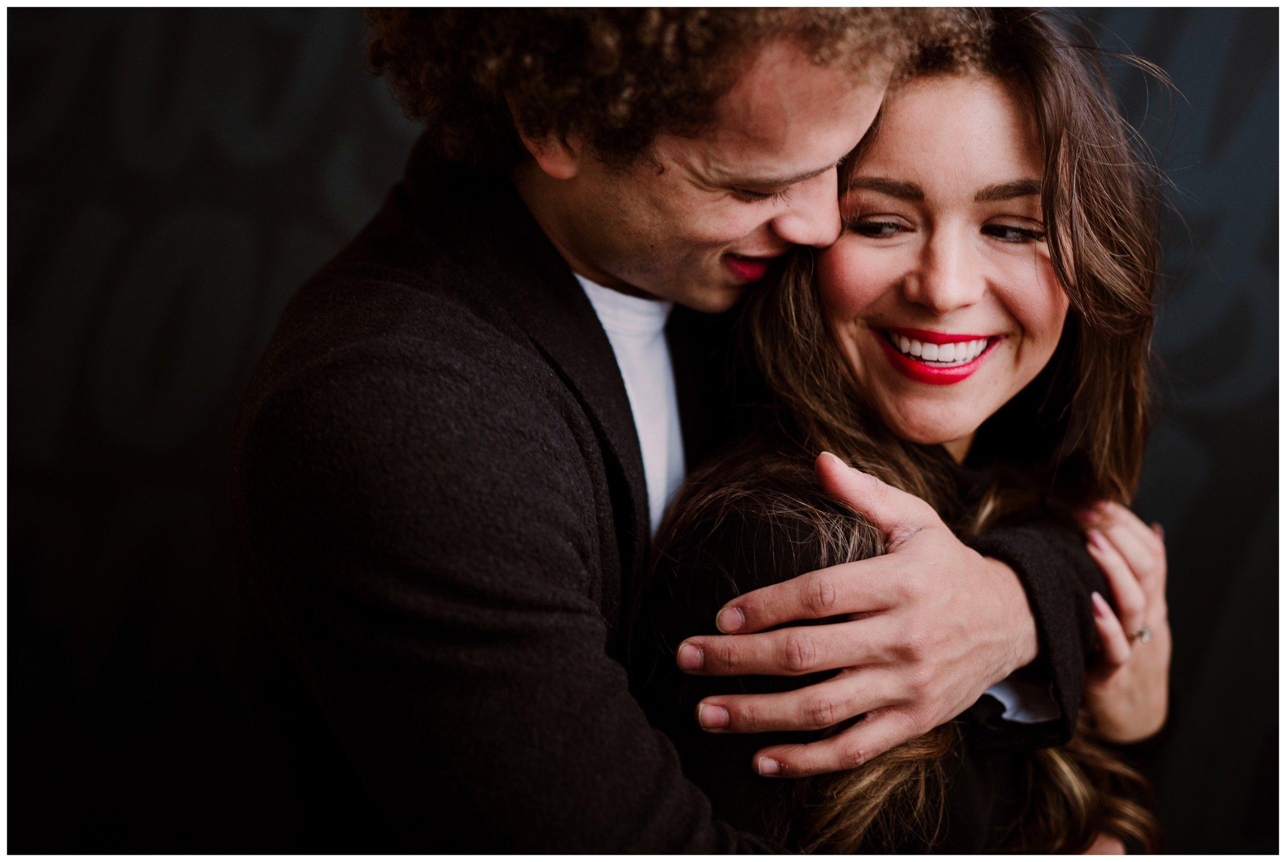 Grace and Damon | Stylish Chelsea NYC and Hoboken Engagement Session | NYC Wedding Photographer-3.jpg