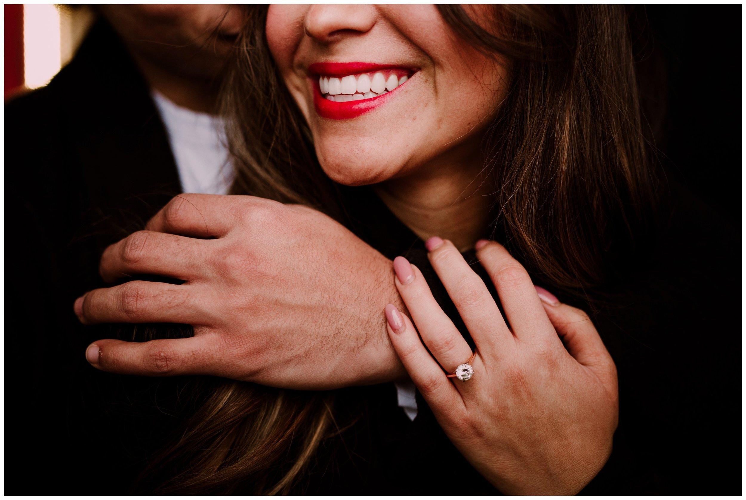 Grace and Damon | Stylish Chelsea NYC and Hoboken Engagement Session | NYC Wedding Photographer-6.jpg