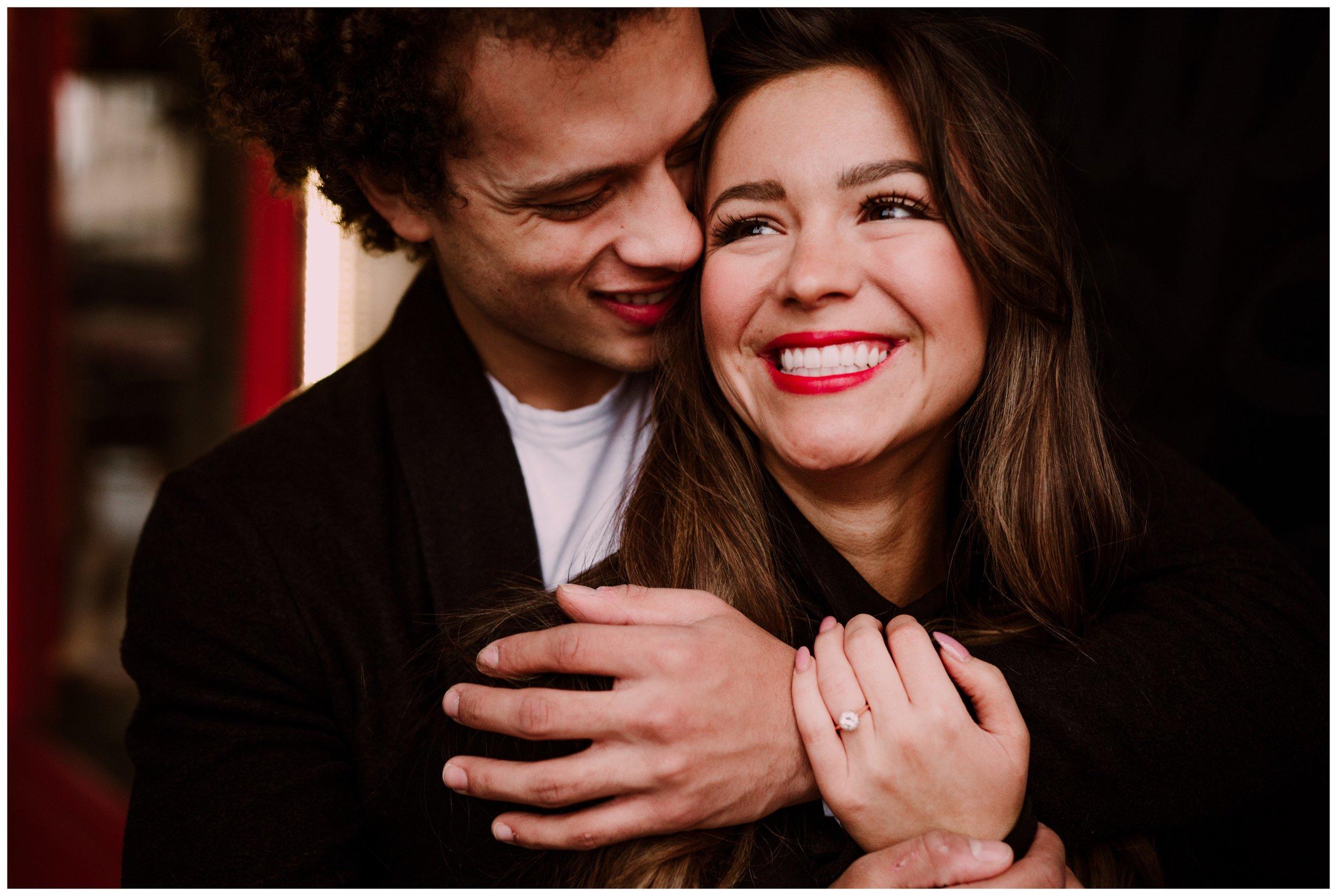 Grace and Damon | Stylish Chelsea NYC and Hoboken Engagement Session | NYC Wedding Photographer-9.jpg