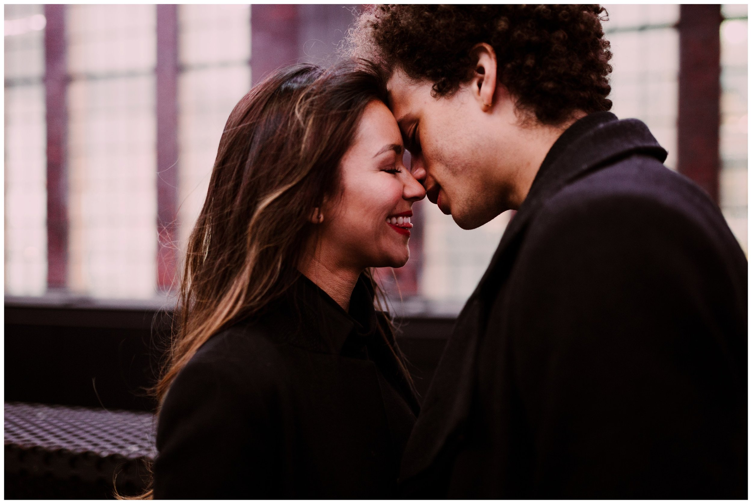 Grace and Damon | Stylish Chelsea NYC and Hoboken Engagement Session | NYC Wedding Photographer-31.jpg