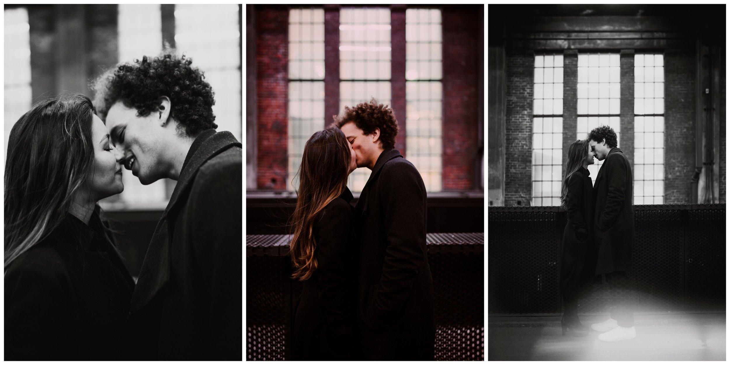 Grace and Damon | Stylish Chelsea NYC and Hoboken Engagement Session | NYC Wedding Photographer-34.jpg