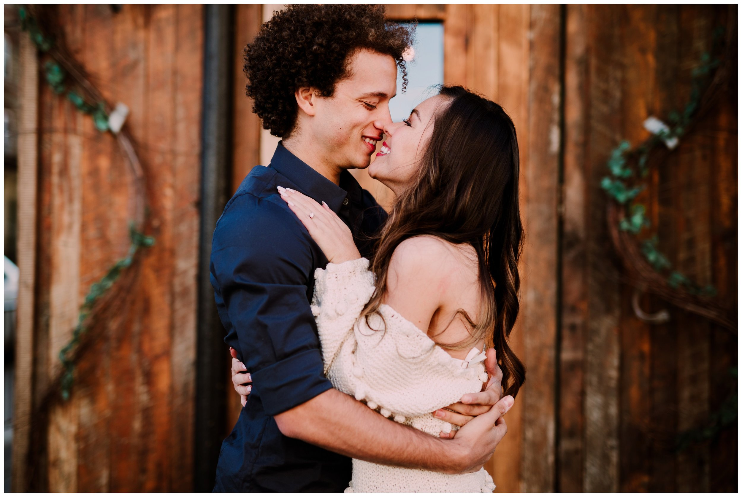 Grace and Damon   Stylish Chelsea NYC and Hoboken Engagement Session   NYC Wedding Photographer-68.jpg