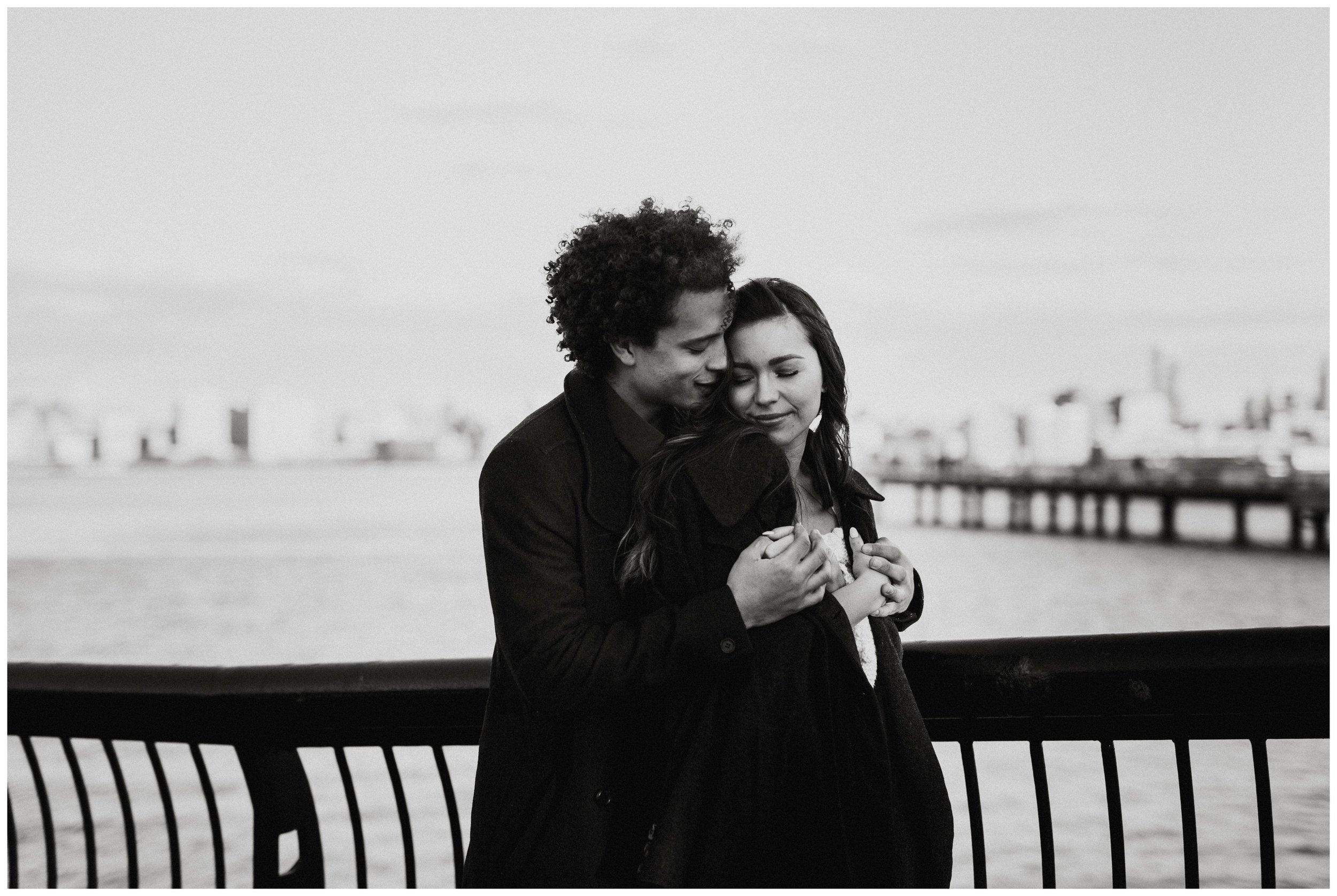 Grace and Damon   Stylish Chelsea NYC and Hoboken Engagement Session   NYC Wedding Photographer-90.jpg