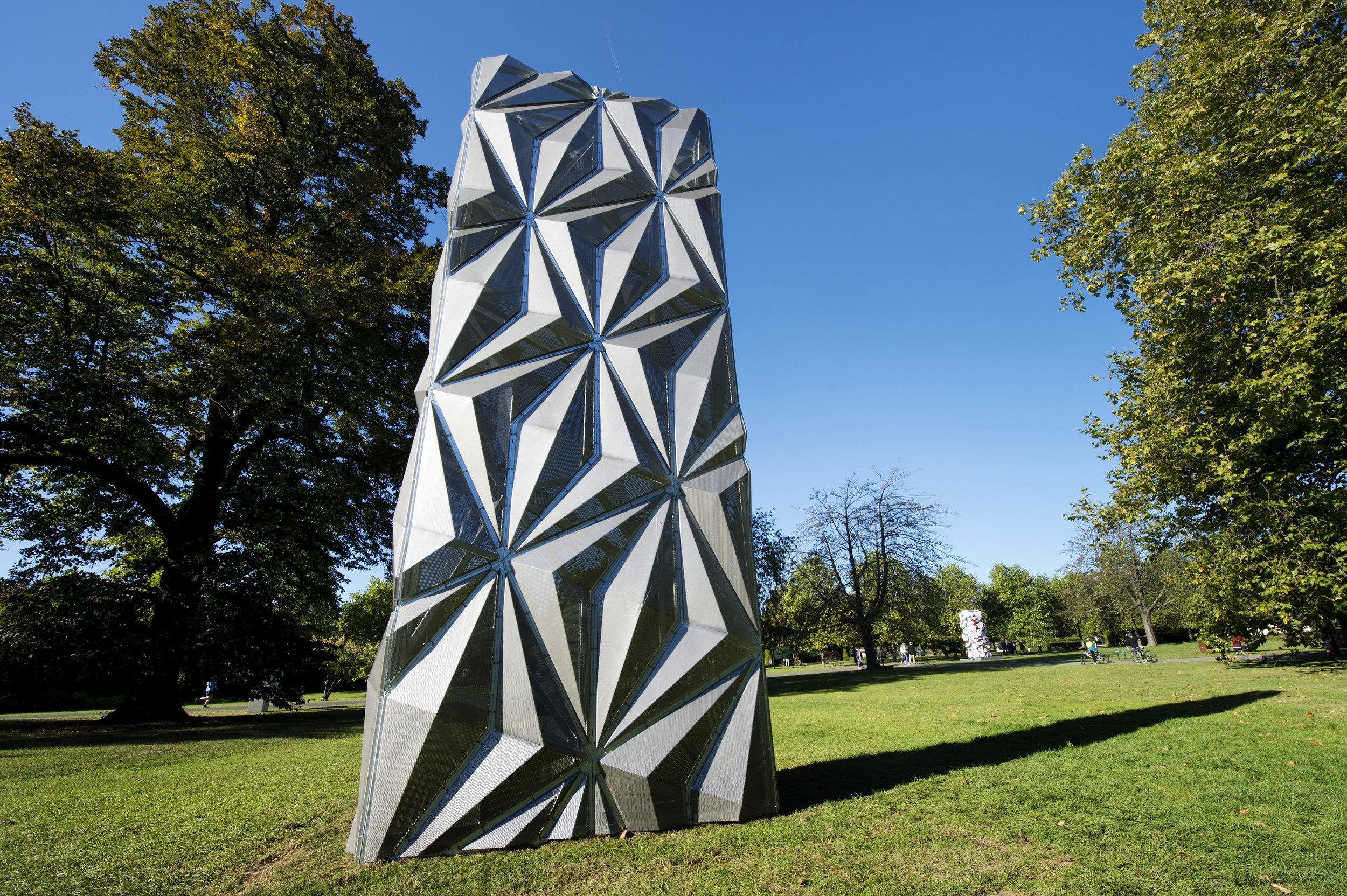 Conrad Shawcross, 'Monolith (Optic)'