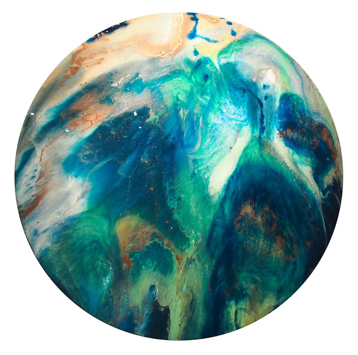Going Global Resin Art