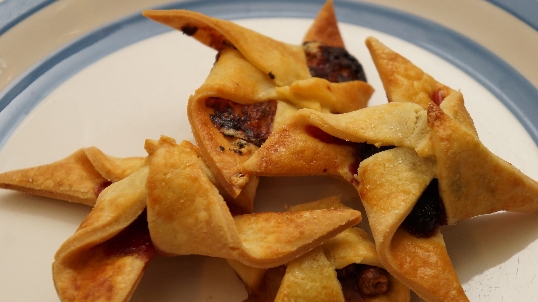 My Gluten-Free Flaky Pastry Experiment. Dutch Pinwheels.