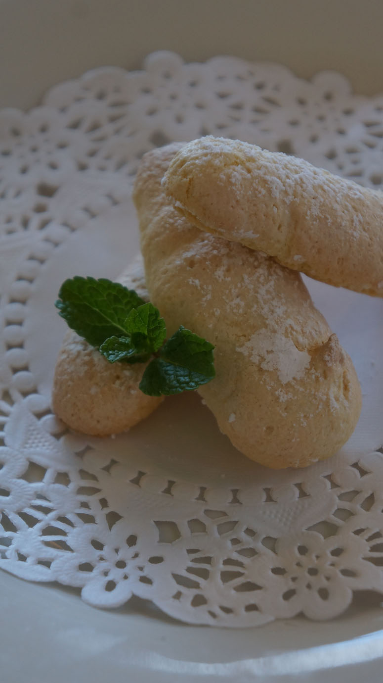 Gluten-Free Lady-Fingers aka Boudoir Biscuits