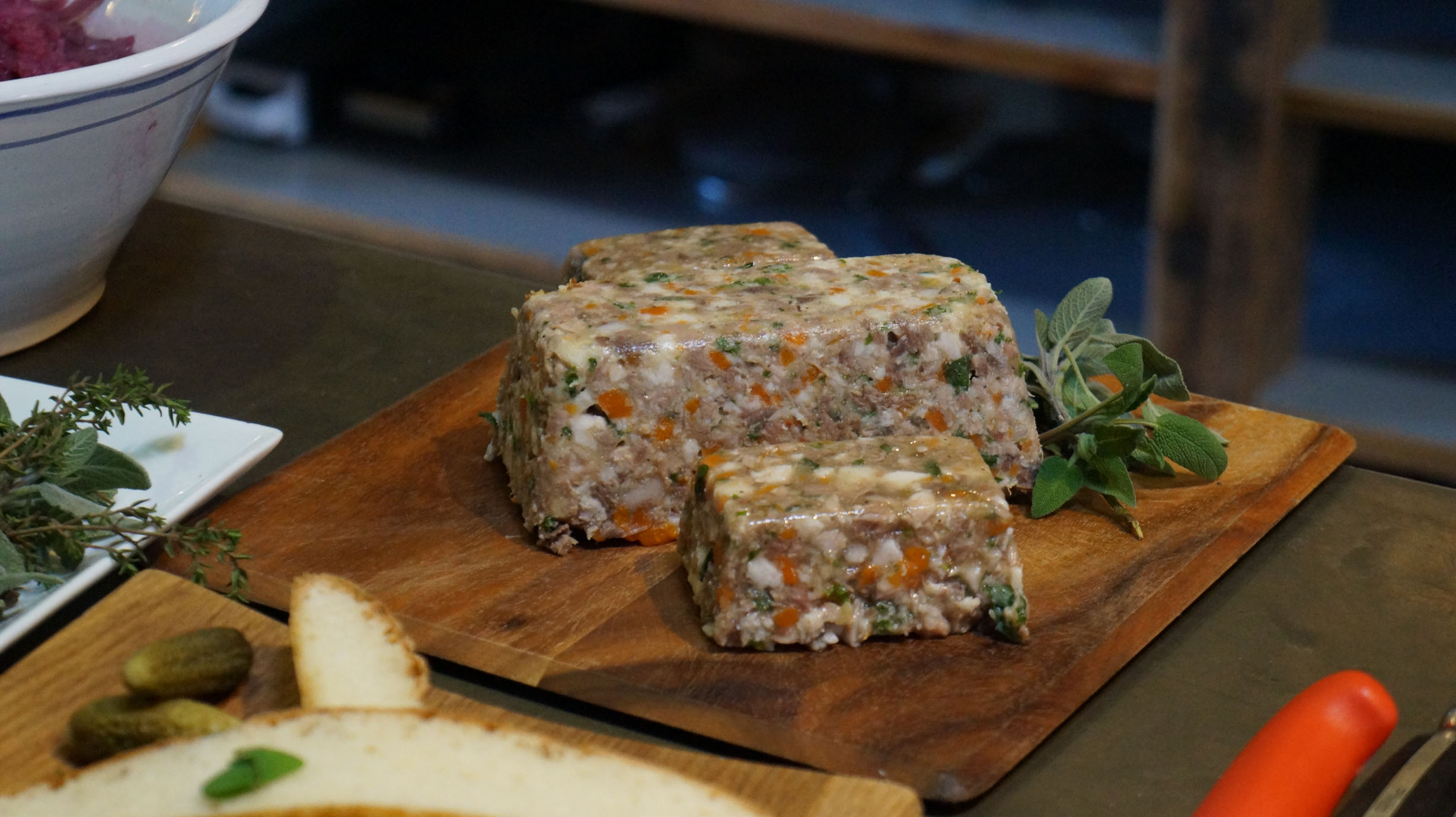 Head Cheese Terrine