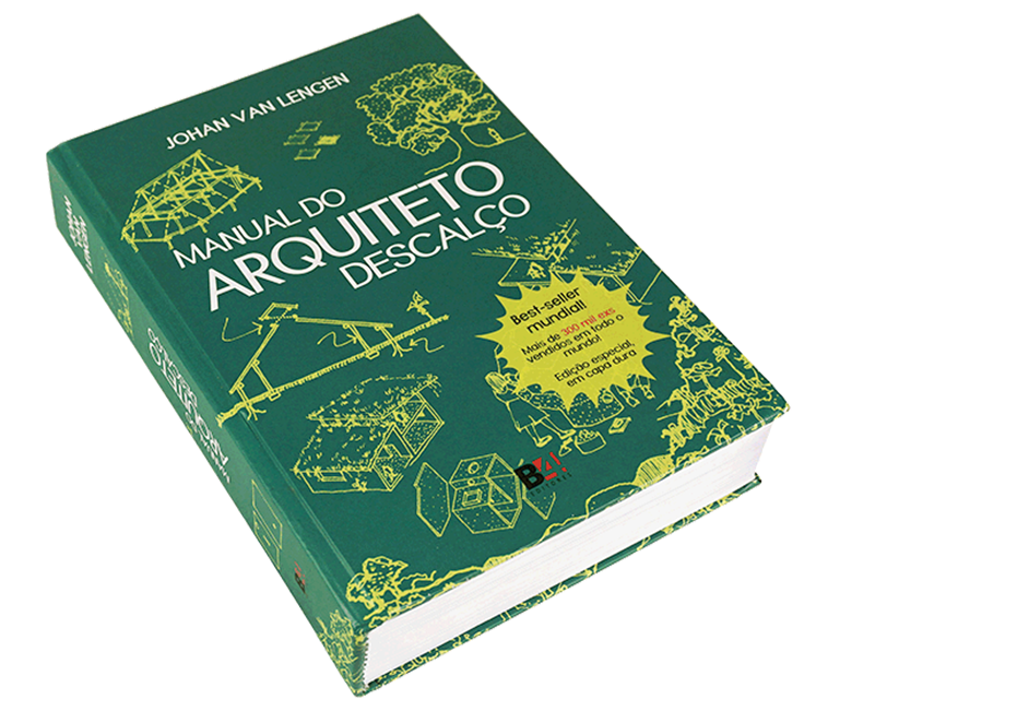 THE BAREFOOT ARCHITECT A HANDBOOK FOR GREEN BUILDING(available in portuguese, spanish, english and french)A former UN worker and prominent architect, Johan van Lengen has seen firsthand the desperate need for a