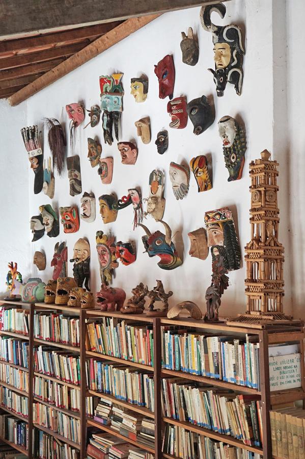 coleção das mascaras do Johan