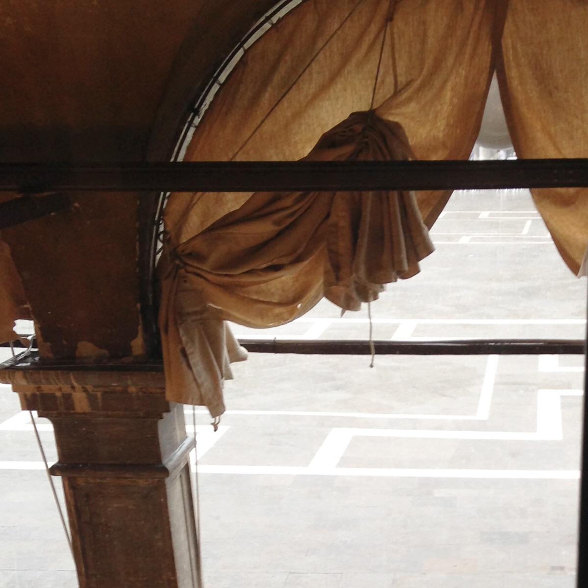 Olivetti showroom. Piazza san Marko. Venezia. ( Scarpa 1958)