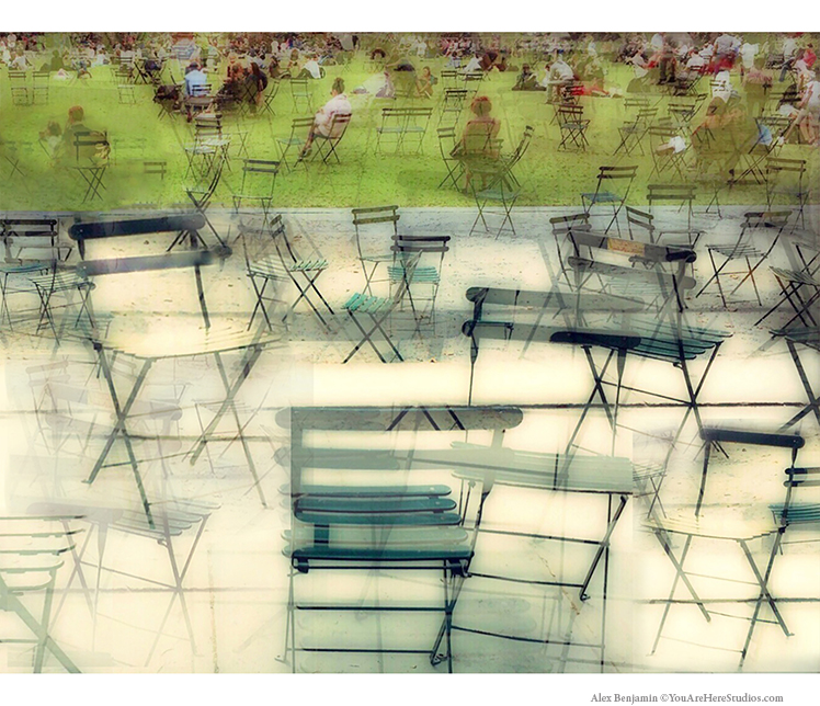 Bryant Park Chairs