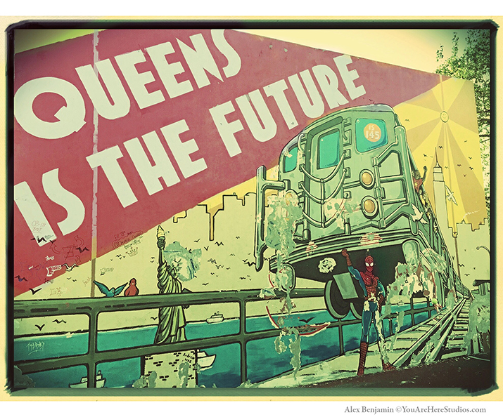 Queens is the Future