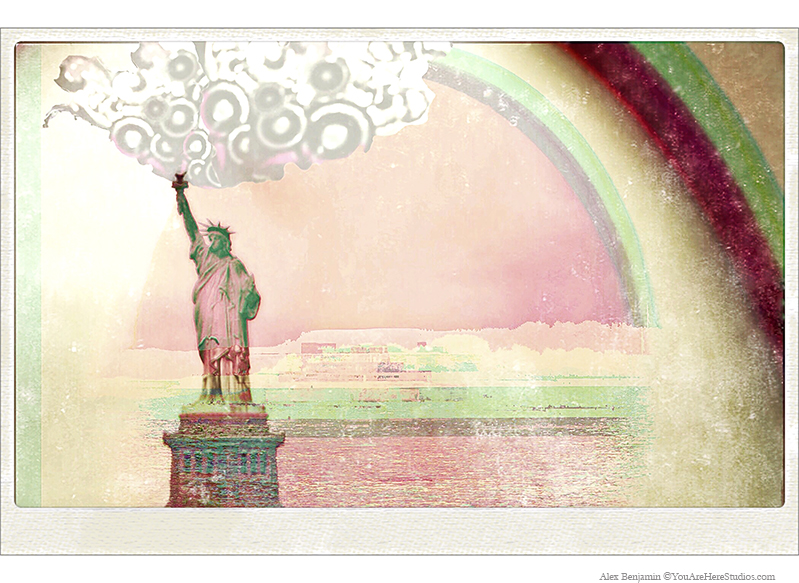 Liberty - Rainbow