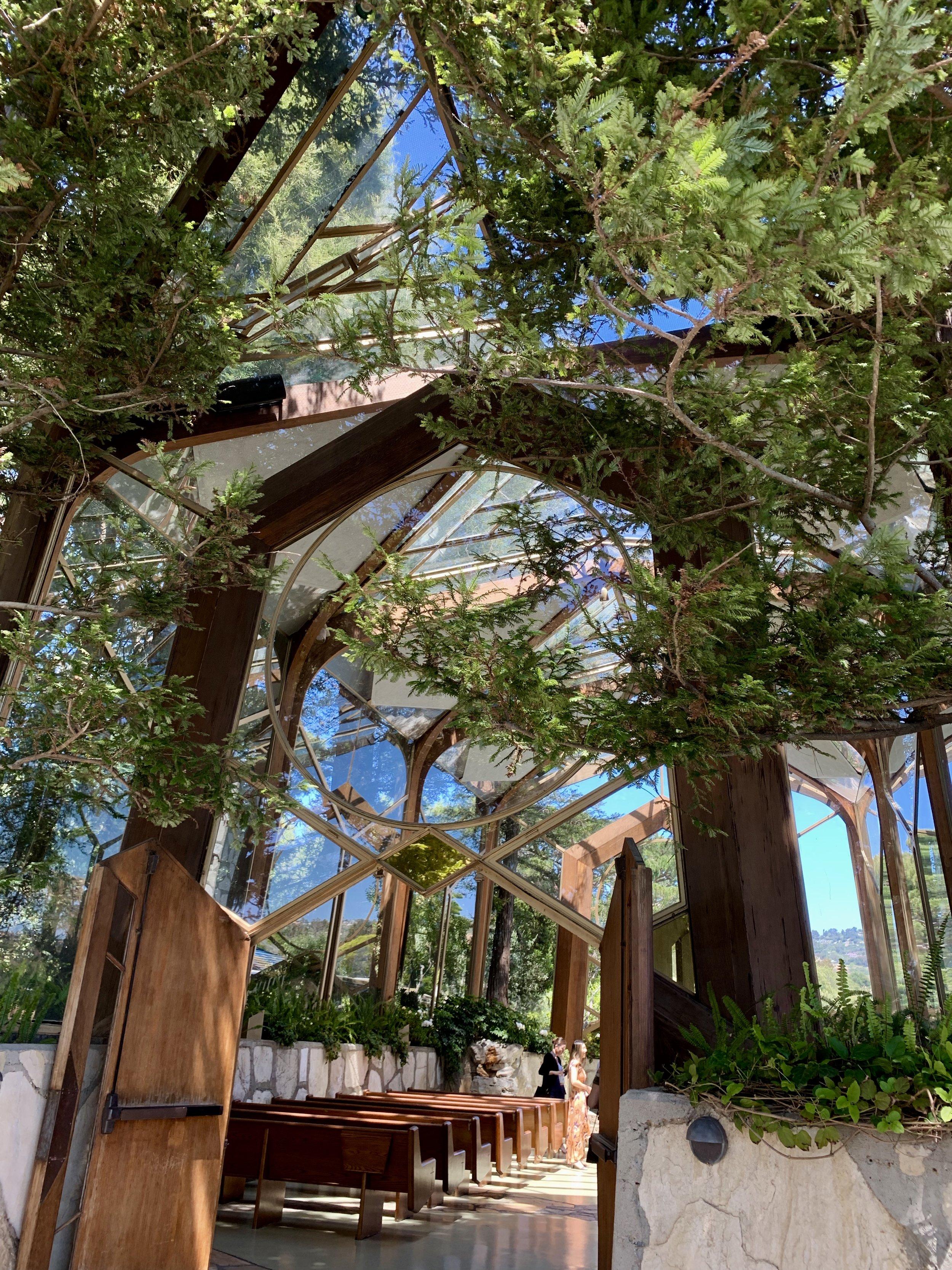 Wayfarer's Chapel, Rancho Palos Verdes
