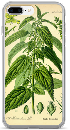 Nettle iPhone Cases
