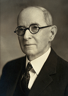 John Uri Lloyd was a pharmacist who assisted in the advancement of pharmacognosy, ethnobotany, and herbalism. (1849 - 1936)