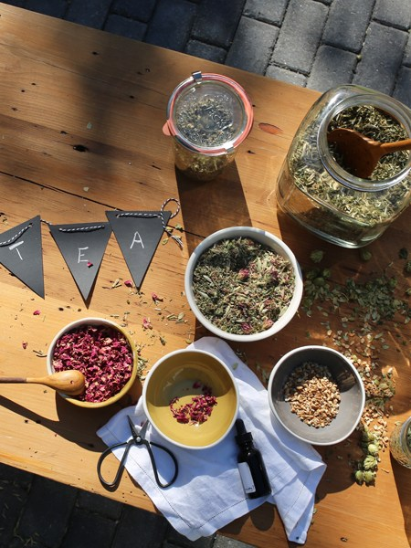 Entrepreneur Herbal Course - This program is designed specifically to prepare students to run a small herbal products business in this unique and sometimes challenging field of herbalism.