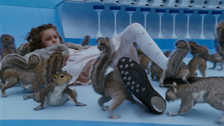 For even more efficient dating, try automating the process with trained squirrels.