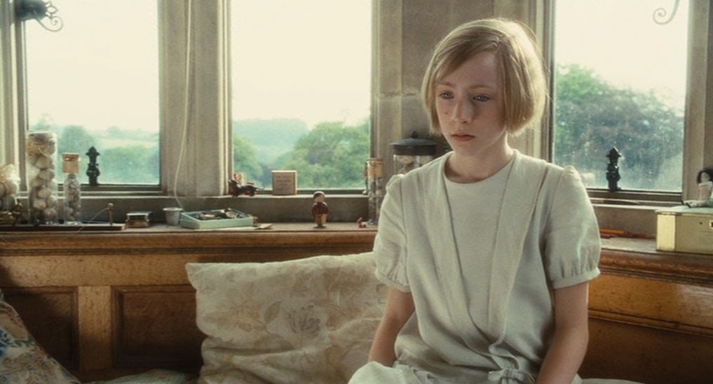It's too late for your tears, Saoirse!