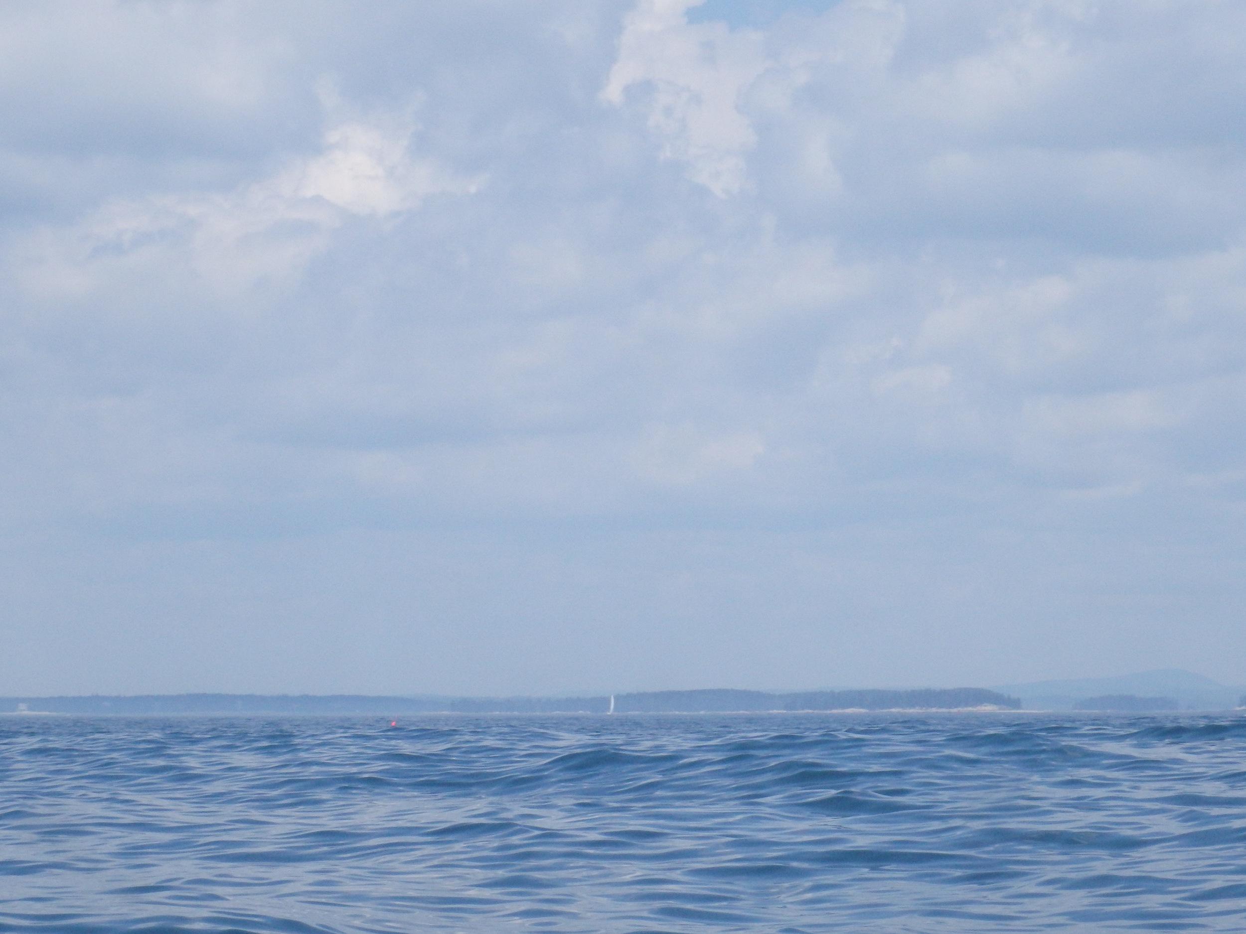 Looking towards Tenants Harbor