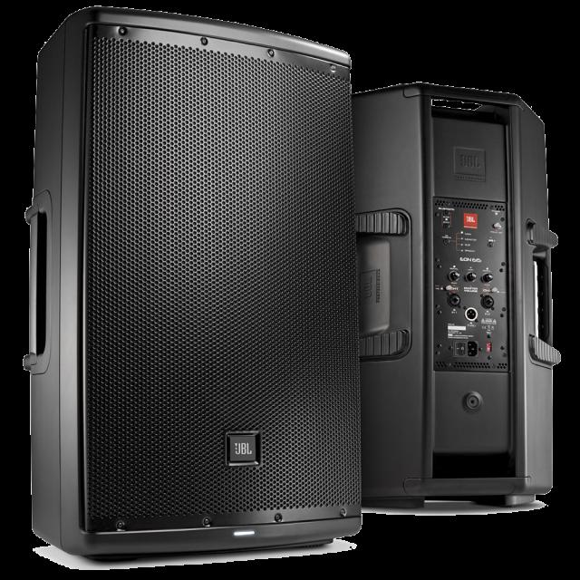 JBL EON Speakers