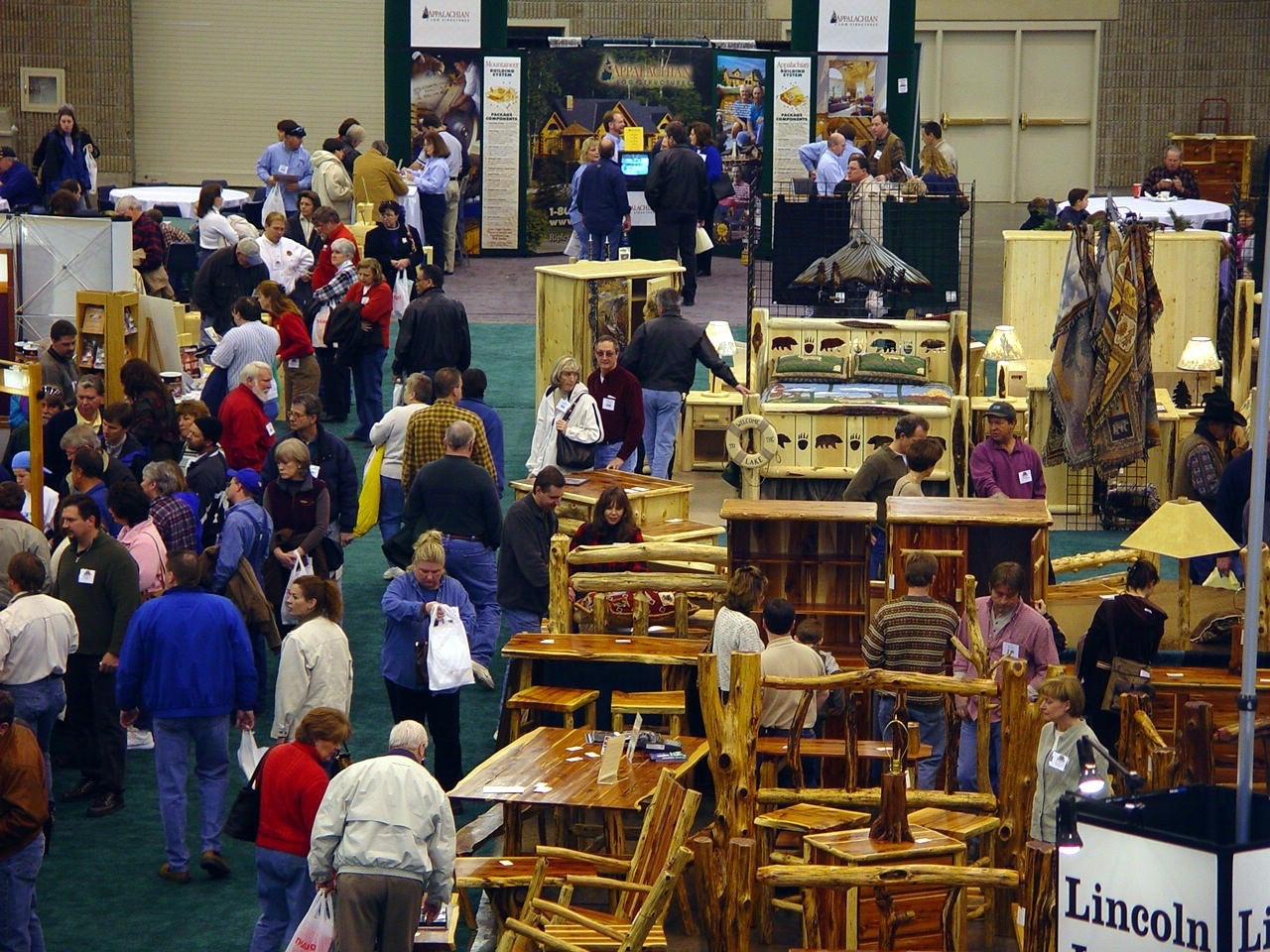 LogHome Tradeshow