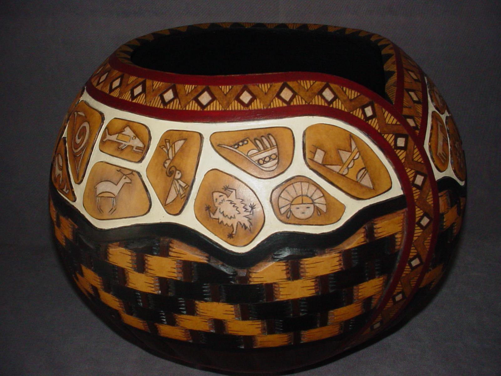 Shard Basket