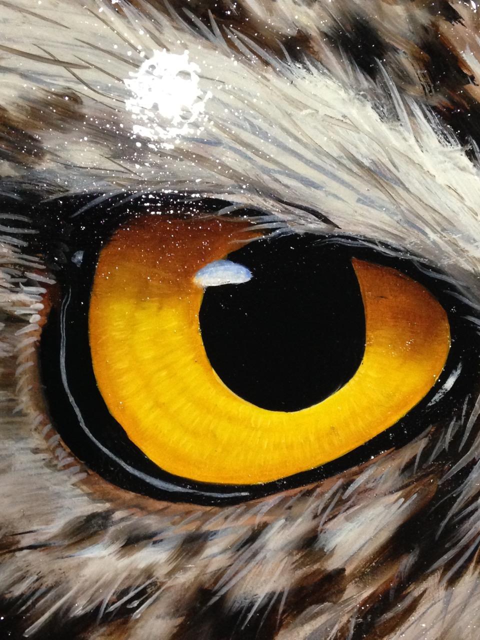 Watcher (close up)