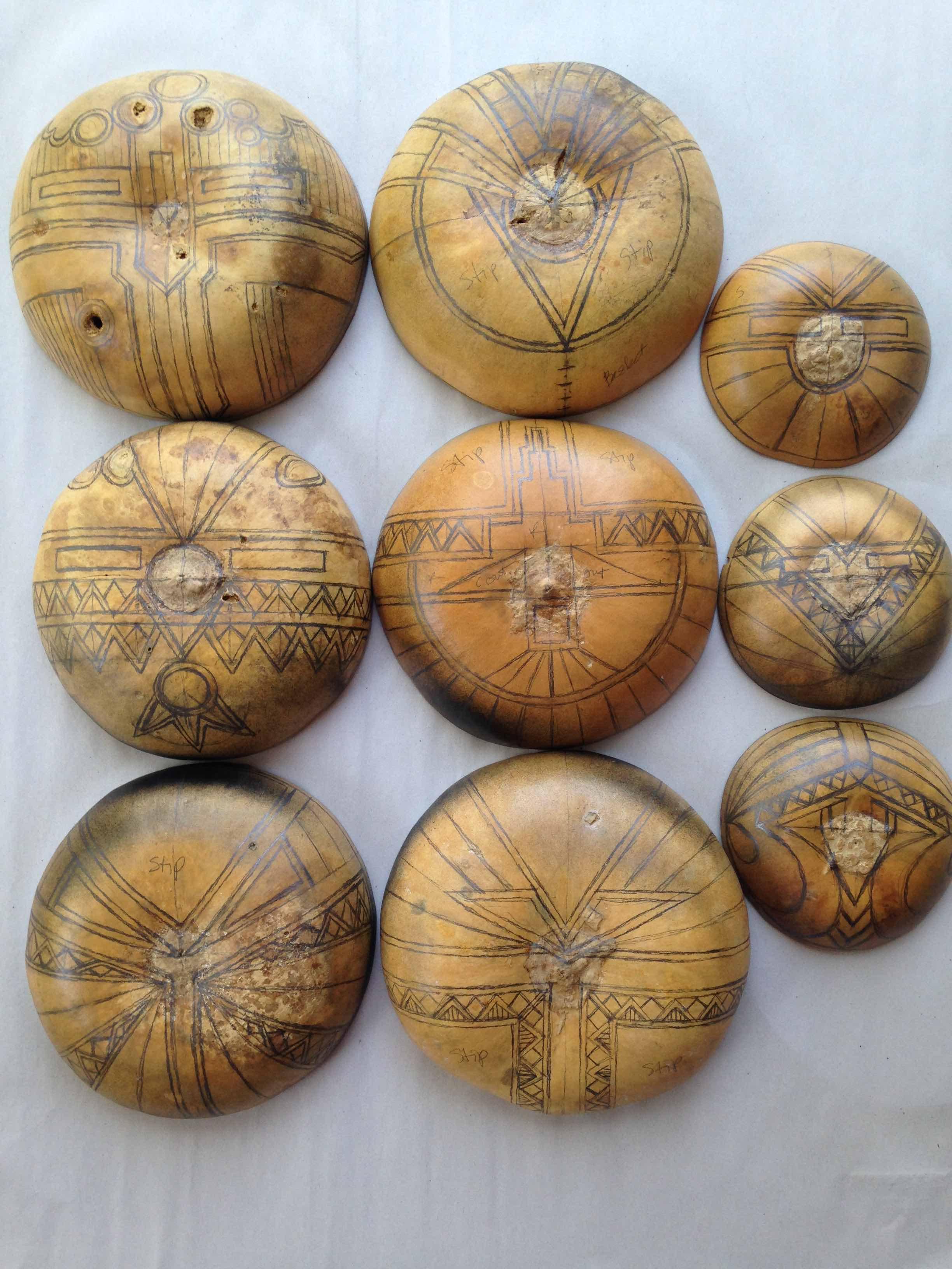 Step 3: Design gourds