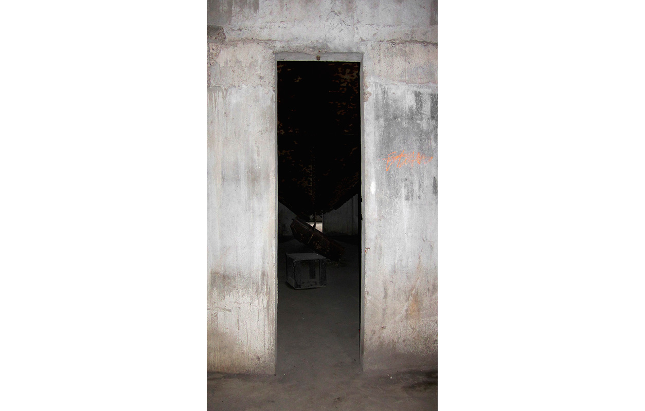 """Silo Project & The Beauty of Empty 9  Archival printapproximately: 19"""" x 14"""""""