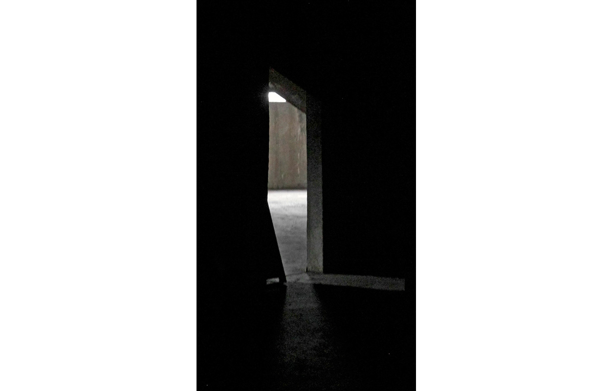 """Silo Project & The Beauty of Empty12  Archival print approximately: 19"""" x 14"""""""