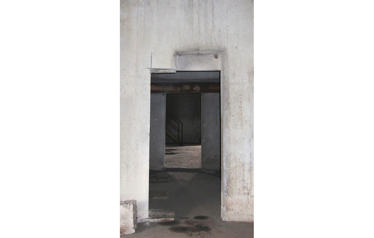 """Silo Project & The Beauty of Empty 7  Archival printapproximately: 19"""" x 14"""""""